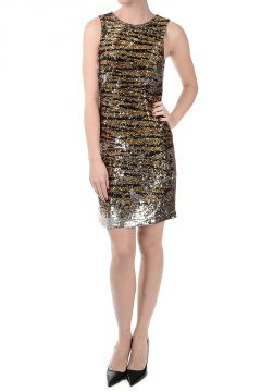 Sleeveless Sequins JETTIE Dress