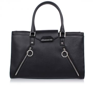 Leather ADRYANNAH Handbag