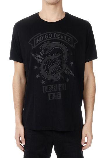 T-shirt T-NEWYN  a girocollo