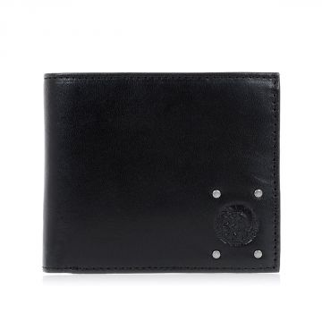 Leather CAMOU'N'DYED Wallet