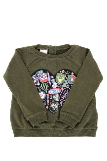 Embroidered SOLIDAD Pullover