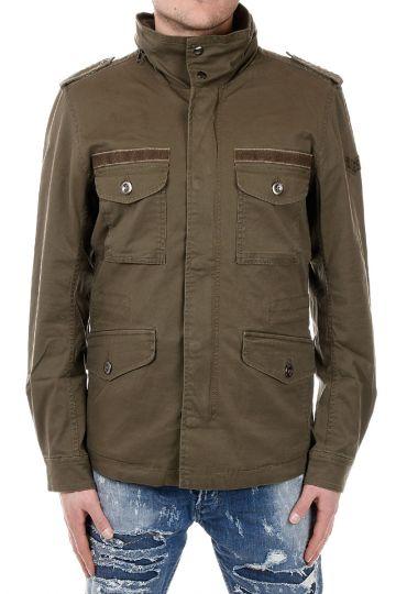 J-CHIKA GIACCA Multipockets Jacket