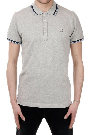 Polo T-OIN in Cotone Stretch