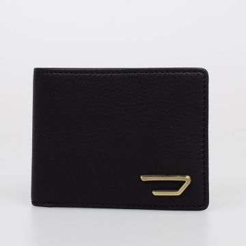 Leather NEELA XS D-LOGO UK Wallet