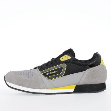 Leather & Fabric OWENS Sneakers