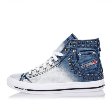 Sneakers alte EXPOSURE IV W In Denim