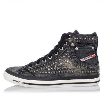 EXPOSURE IV W Denim Sneakers