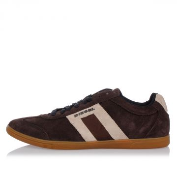 VINTAGY LOUNGE Leather Sneakers