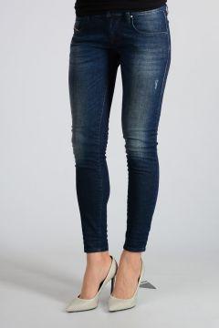 15cm Stretch Denim GRUPEE-ANKLE Jeans