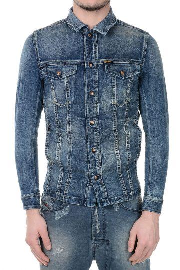 Stretch Cotton XOCHIL Jacket