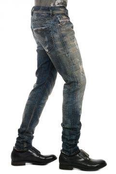 Jeans TEPPHAR L.34 In Denim stretch 15 cm