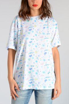 T-Shirt T-RACHEL-Z in Jersey