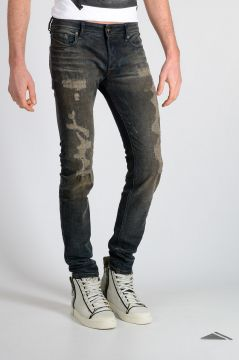 D.N.A. 15cm Distressed Denim SLEENKER Jeans
