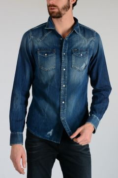 Camicia NEW-SONORA In Denim