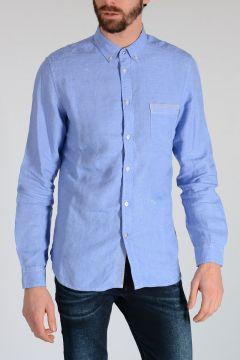 Linen S-WOOCHS Shirt