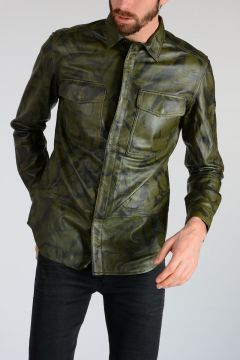 Leather L-FOCKS Jacket