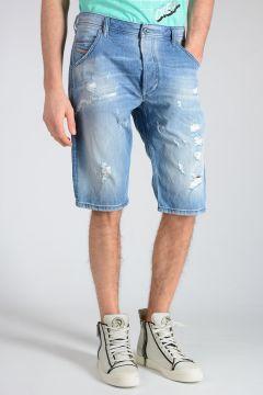 Distressed Denim KROSHORT Pants