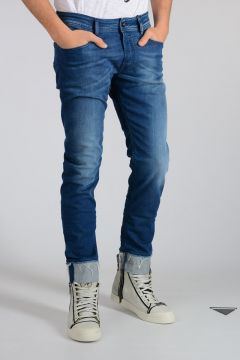 Jeans SLEENKER in Denim Stretch 17cm