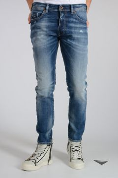 16cm Stonewashed Denim THOMMER Jeans