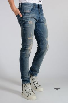 Jeans THOMMER in Denim Distressed 16cm