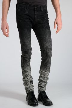 BLACK GOLD Jeans TYPE-2712 in Denim Stretch 15cm