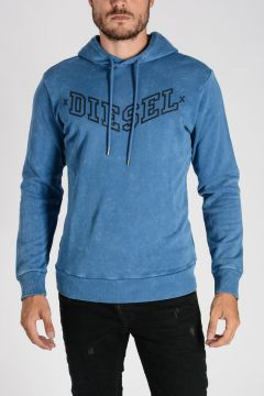 Sweatshirt SPATRYNEWCONTR with Frontal Logo