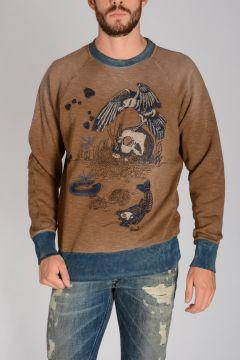 Round Neck CIRCUS Sweatshirt