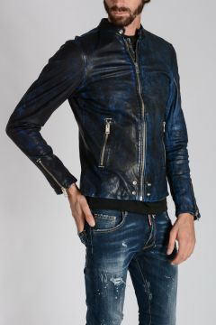 Leather L-EDGE Jacket