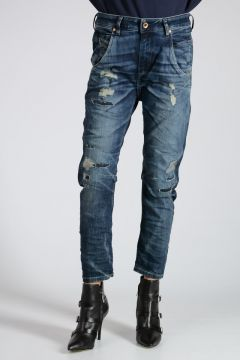D.N.A. 14cm Stretch Denim FAYZA Jeans