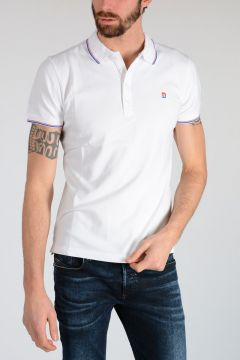 Polo T-SKIN in Pique di Cotone Stretch