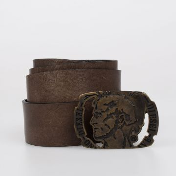 35 mm B-HEADD Leather Belt