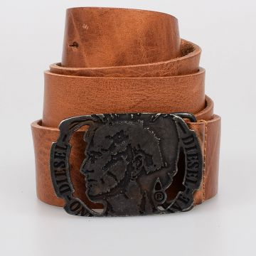 35 mm B-HEADD Leather Belt