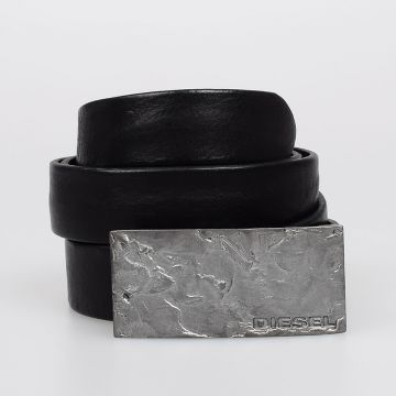25 mm B-STONE Leather Belt