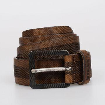 30 mm B-FINER Leather Belt