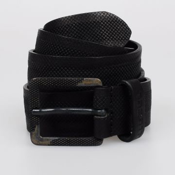 30 mm B-FINER Leather Belt