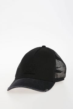 Logo Printed CHINUS-D Baseball Cap