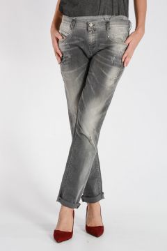 Jeans BELTHY in Denim Stretch 16 cm