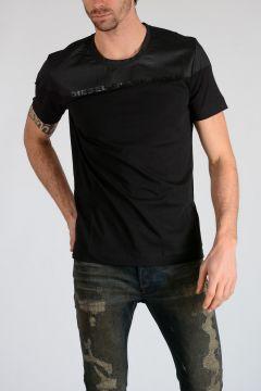 BLACK GOLD T-Shirt TETTONY-DBG in Jersey