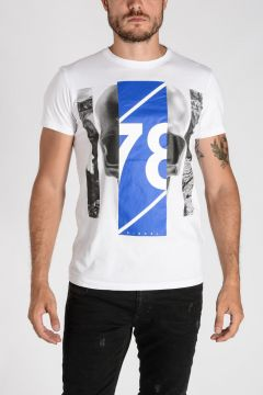 T-shirt T-DIEGO-FT In Jersey di Cotone