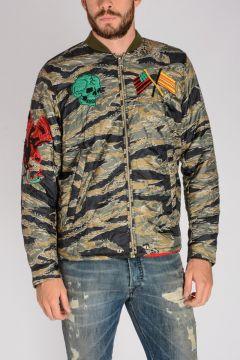 Camouflage Padded CAMU Jacket