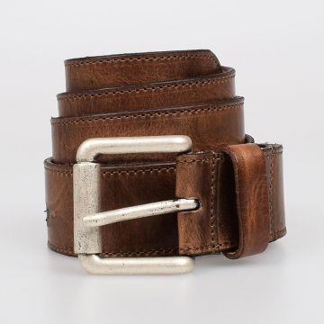 35 mm B-EXPOSE Leather Belt