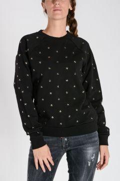 F-MELODI-E Studded Sweatshirt