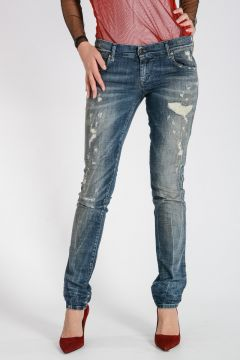 15 cm Stretch Denim GRUPEE Jeans