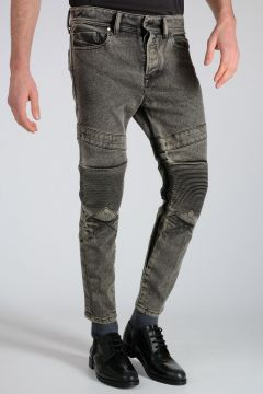 P-SLEENKER-LOW-PATCH Stretch Jeans 14.5 cm
