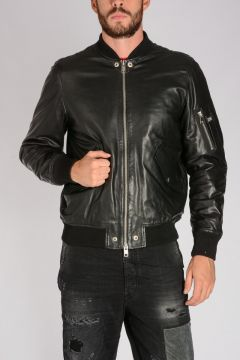 L-KIT Leather Jacket
