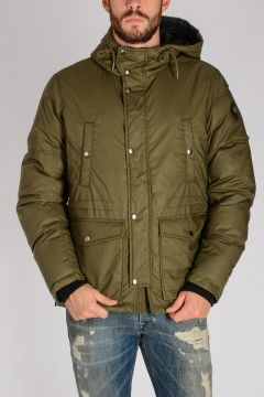 Cotton W-UNRESTY Jacket