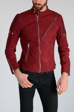 Leather L-MACKSON Jacket