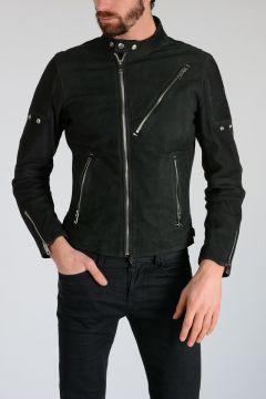 Leather L-MACKSON Jacket