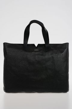 Leather Handbag TECTITE-SHOPPER E/W