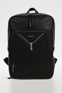 Leather MR. V ZIPPER MR. V-BACK Backpack
